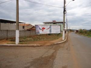 Congonhas - Entrada do bairro da Praia