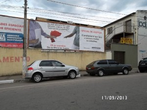 Ipatinga - Rua barbacena centro