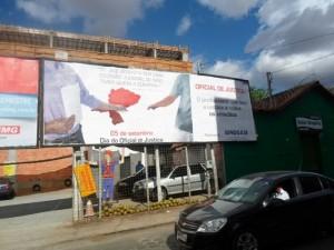 Montes Claros - RUA CAMILO PRATES - EM FRENTE AO FORUM VARA DE FAMILIA - CENTRO - MONTES CLAROS