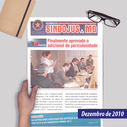 Informativo SINDOJUS MG 12/2010