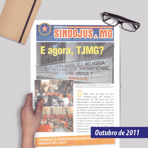 Informativo SINDOJUS MG 10/2011