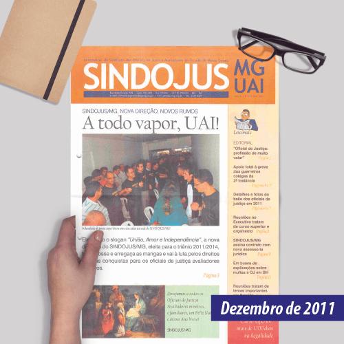 Informativo SINDOJUS MG 12/2011